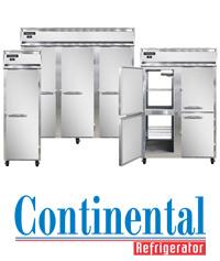Reach-ins, Pizza Prep, Sandwich Units, Bar Equipment, Milk Coolers