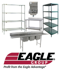Sinks, Tables, Fabrication, Shelving, Millwork