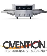 Precision Impingement Ovens Ventless